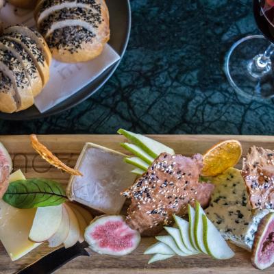 Aquitaine Brasserie platter