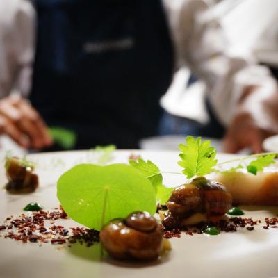 Aquitaine Brasserie escargot