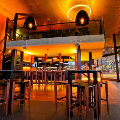 Aquitaine Brasserie Bar Interior