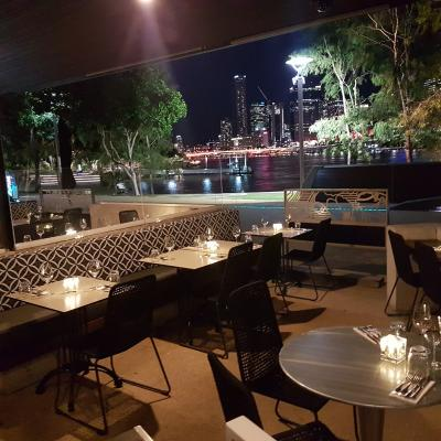 Aquitaine Brasserie Functions package City Views