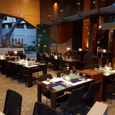 Aquitaine Brasserie Functions package